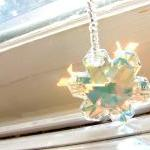 Snowflake Christmas Ornament - Swar..